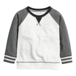 Color-block Sweatshirt